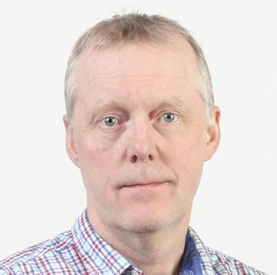 Gunnar Þór Halldórsson : Deildarstjóri forvinnsludeildar