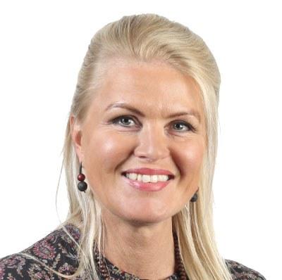 Ingibjörg Steinunn Ingjaldsdóttir : Framkvæmdastjóri mannauðs- og markaðsmála / COB