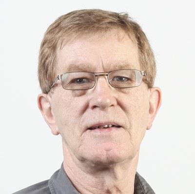 Jóhann Petersen : Deildarstjóri hæðarprents