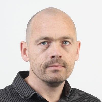 Örvar Guðmundsson : Viðskiptastjóri