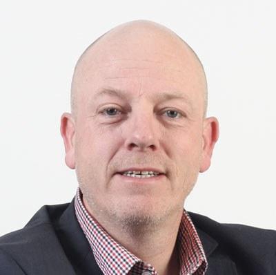 Rúnar Gunnarsson : Viðskiptastjóri